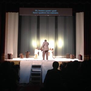 teatru Modena februarie 2016
