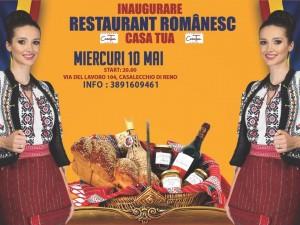 restaurant romanesc Casa Tua