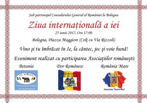 ziua internationala a iei 2017
